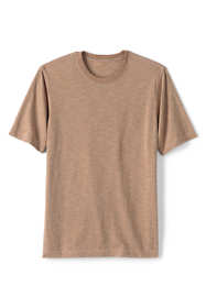 Men's Tall Slub Short Sleeve T-Shirt