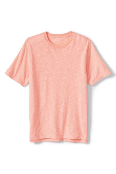 Men's Tall Slub Short Sleeve T-Shirt