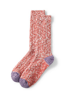 Socken aus Baumwollmix für Damen