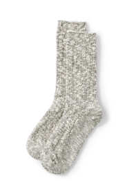 Women's Marled Crew Socks