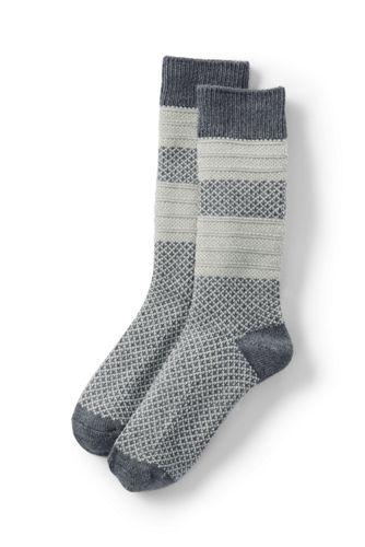 Socken aus Wollmix für Damen