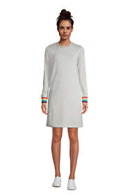 Women's Serious Sweats Crew Neck Dress