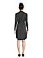 Robe Chemise en Coton Modal Stretch à Manches Longues, Femme Stature Petite
