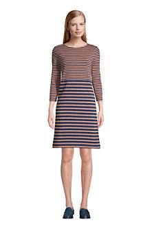 Women's Stretch Cotton Jersey T-shirt Dress