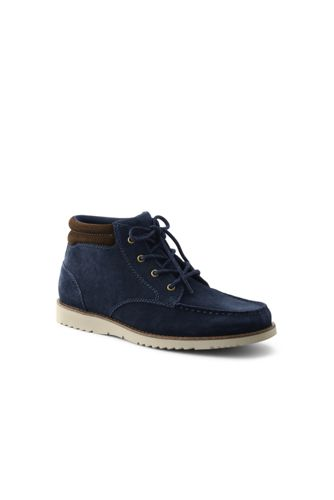 Bottes Chukka Confort Casual Homme Pied Standard