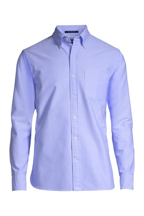 Men's Tall Traditional Fit Sail Rigger Oxford Shirt