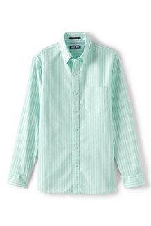 Langarm-Oxfordhemd für Herren, Classic Fit