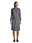 Blusenkleid mit Jacquard-Muster SPORT KNIT für Damen