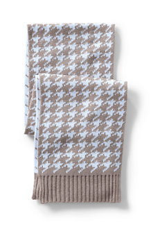 Women's Lightweight Winter Knit Scarf
