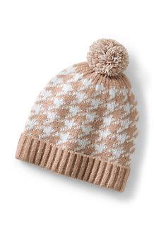 Women's Lightweight Winter Bobble Hat