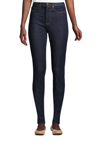 Women's High Waisted Sculpt Skinny Jeans, Indigo