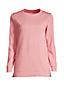 Sweatshirt Long Sport Knit Jacquard, Femme Stature Standard