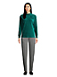 Women's Petite Sport Cord Polo Neck Jumper