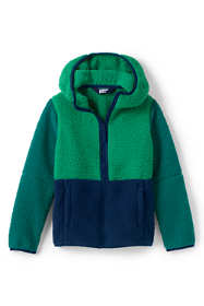 Little Kids Sherpa Fleece Jacket