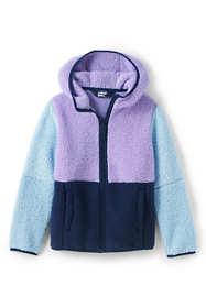 Kids Sherpa Fleece Jacket