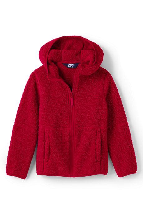 Little Kids Sherpa Fleece Jacket