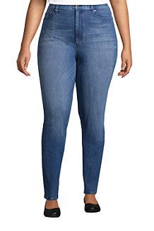 Lift & Form Jeans Skinny Fit, High Waist, in Indigo für Damen
