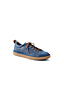 Men's Wide Leather/Suede Trainers