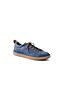 Leder-Sneaker für Herren, weite Passform