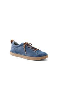 Men's Leather Comfort Sneakers