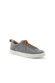 Men's Leather Comfort Sneakers