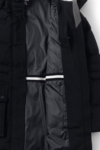 Women's Plus Size Expedition Winter Maxi Long Down Coat with Hood