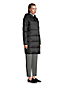 Women's Hooded Wrap Front Down Coat