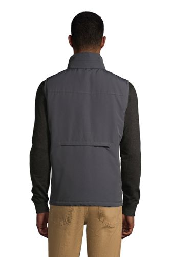 Men's Packable Travel Vest