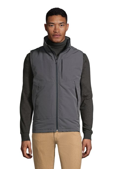 Men's Packable Travel Vest