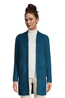 Women's Teddy Open Cardigan