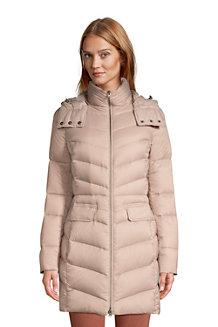 Manteau Féminin en Duvet 600, Femme