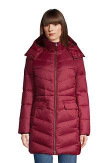 Women's Hooded Down Coat