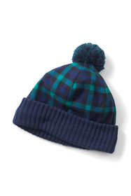 Men's Flannel Beanie