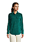 Women's Knitted Sport Cord Long Sleeve Shirt