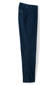 Men's Stretch Everyday Flannel Lined Chinos, Traditional Fit