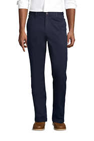 Men's Stretch Comfort Waist Flannel Lined Knockabout Chino Pants