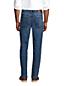 Classic Fit Stretch-Jeans mit Flanellfutter für Herren