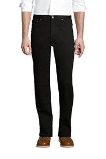 Men's Stretch Comfort Waist Flannel Lined Jeans