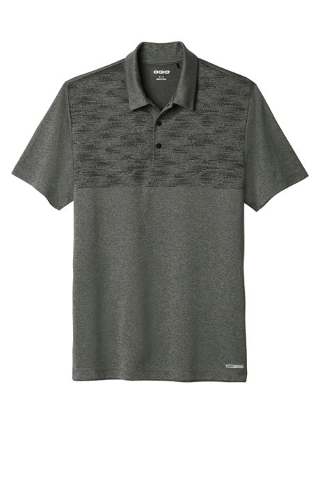 OGIO Unisex Regular Gravitate Polo