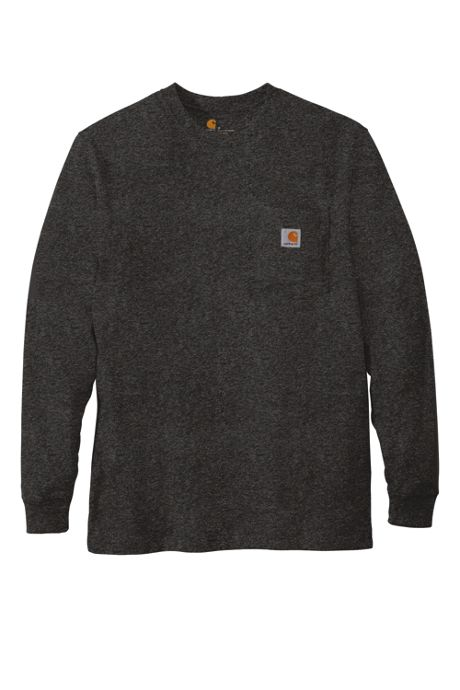 Carhartt Unisex Big Workwear Pocket Long Sleeve T-Shirt