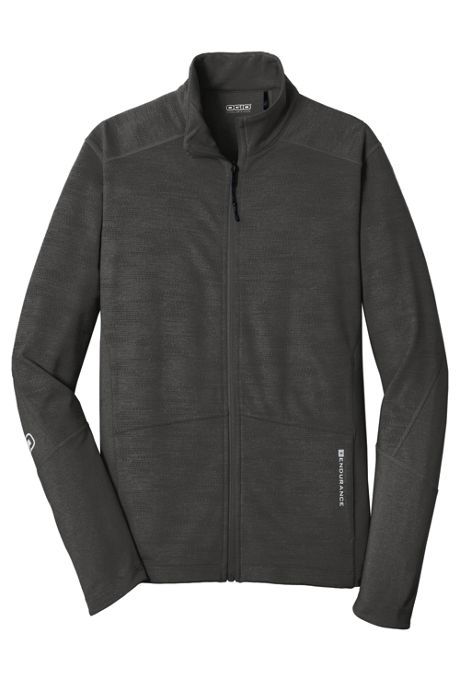 OGIO Men's Big Endurance Sonar Full Zip