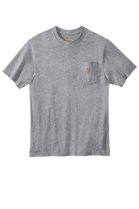 Carhartt Unisex Big Workwear Pocket Short Sleeve T-Shirt