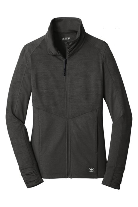 Women's Plus OGIO Endurance Sonar Full Zip