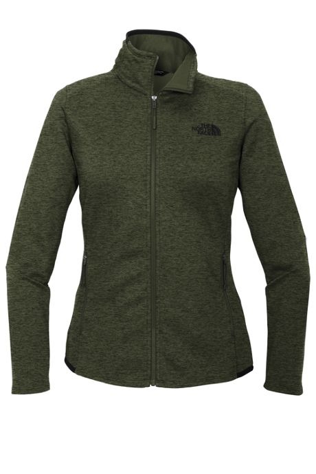 The North Face Women's Plus Skyline Full Zip Fleece Jacket