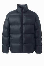 Men's Big and Tall Wide Channel 600 Down Puffer Jacket