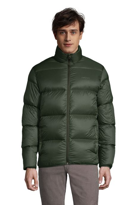 Men's Tall Wide Channel 600 Down Puffer Jacket