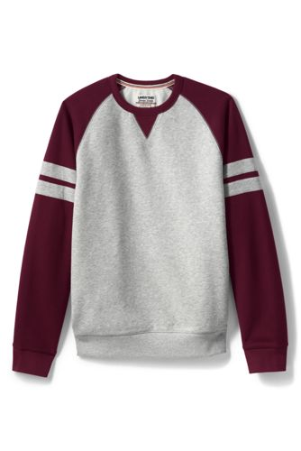 Men's Serious Sweats Colourblock Sweatshirt