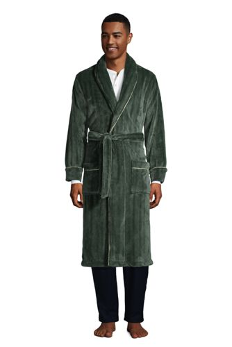 Robe de Chambre Super Douce, Homme Stature Standard