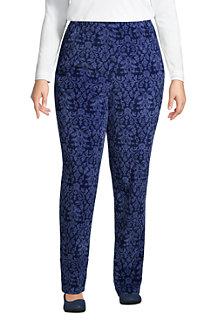 Women's Sport Knit Cord Trousers