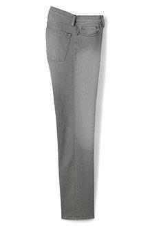 Garngefärbte Stretch-Jeans für Herren, Straight Fit